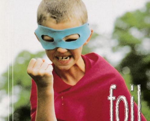 Foil - Superhero Number One