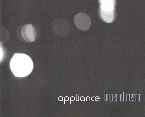 Appliance Imperial Metric